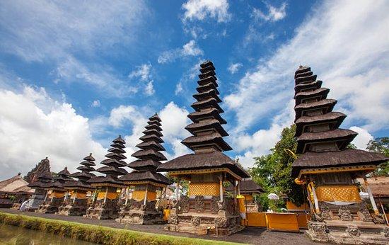 Μενγκούι, Ινδονησία: Taman Ayun