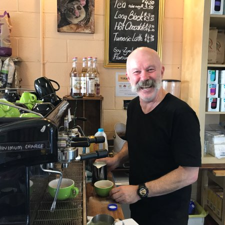 Blackheath, Australia: Such great service with some of the best coffee in town