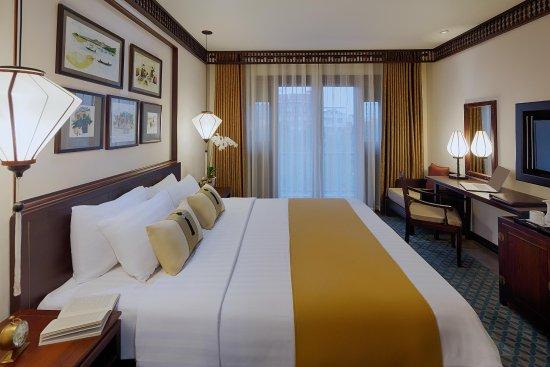 Little Hoian Boutique Hotel & Spa: Little Suite with Balcony