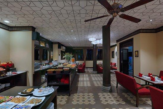 Little Hoian Boutique Hotel & Spa: Coffee Shop