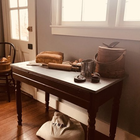 Denison, TX: Eisenhower Birthplace State Historical Park