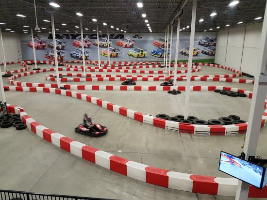 SPEEDERS Indoor Prokarts