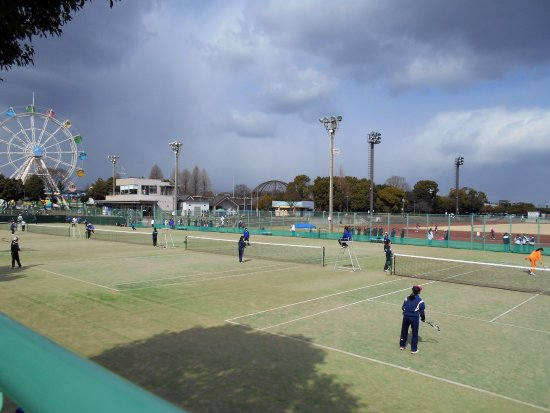 Kurume Comprehensive Sports CenterTennis Court