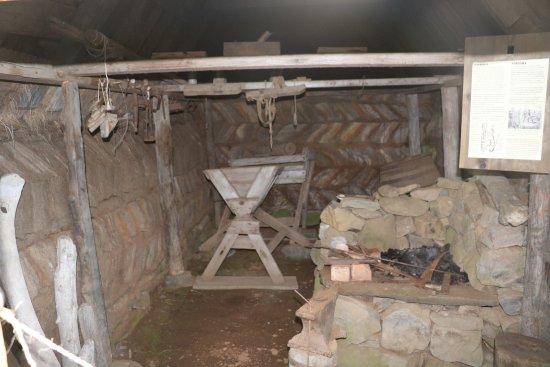 Intérieur d\'une maison - Bild von Glaumbaer Museum, Varmahlid ...
