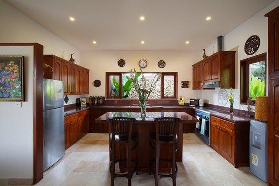 Banana Villa Kitchen Picture Of Satori Villas Bali Ubud Tripadvisor