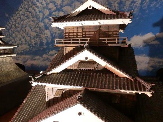 熊本市現代美術館, 再現熊本城