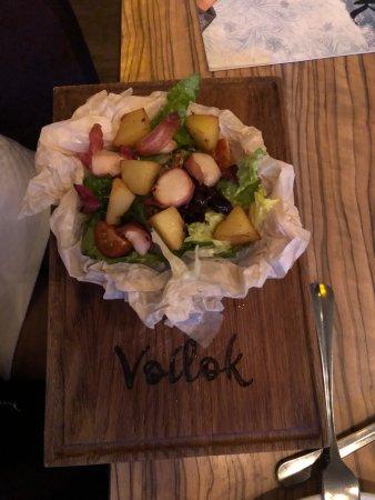 Voilok: Салат от шеф-повара, со спец.заправкой