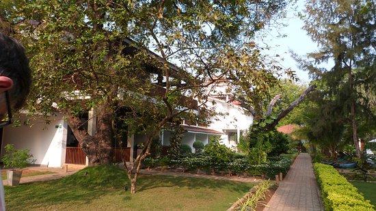 Le jardin de l 39 h tel picture of anantamaa trincomalee for Hotel le jardin 07700