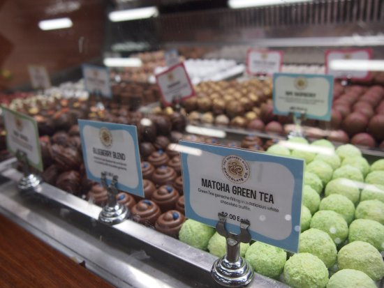 Metricup, Australia: Truffles