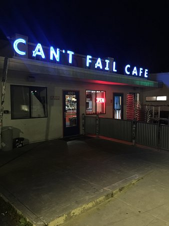 Emeryville Cafe Menu