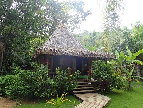 Ono Island, Fidji : our bure