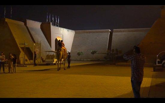 Camel Ride in Gobindgarh fort