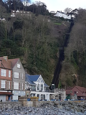 Lynton and Lynmouth Cliff Railway: 20180211_115024_large.jpg