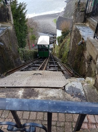 Lynton and Lynmouth Cliff Railway: 20180211_123508_large.jpg