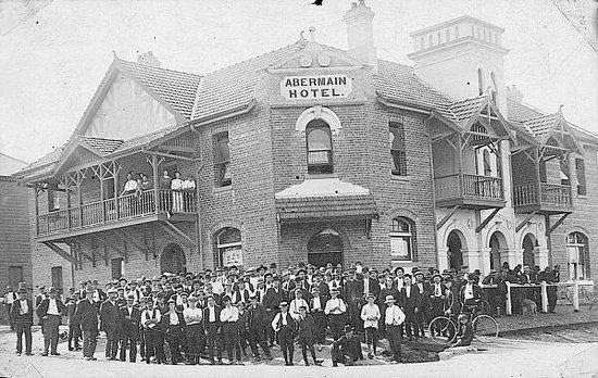 Abermain, Australien: Historical Photo - 1909