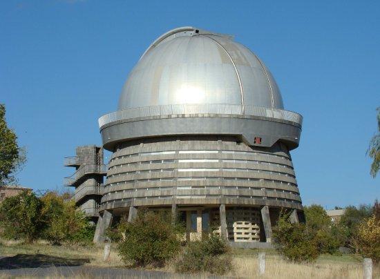 Byurakan, Armenia: В Бюракане находиться городок астрофизиков