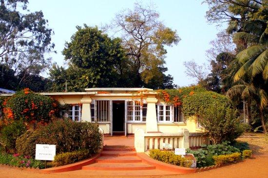 Tagore's Ashram