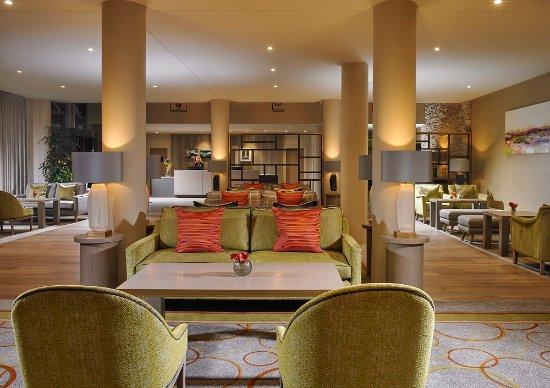 Sligo Park Hotel: Foyer/Reception area