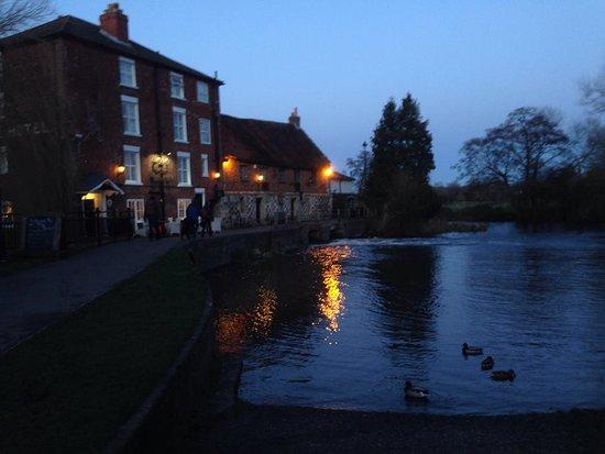 Harnham, UK : Kouzelné místo