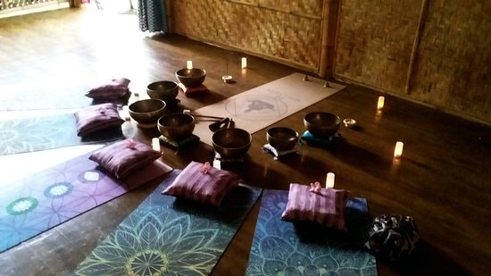 Outstanding Singing Bowls Meditation Setup Picture Of Be Wellness Download Free Architecture Designs Boapuretrmadebymaigaardcom