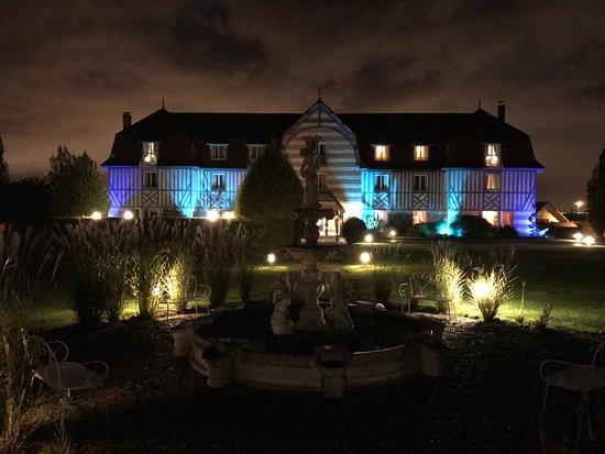 Cricqueboeuf, Γαλλία: Le Manoir de la Poterie & SPA, entre Deauville et Honfleur