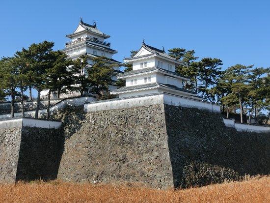 Shimabara, Japan: 2つ並ぶとさすが。と思う。