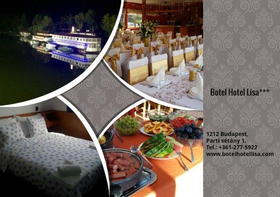 Botel Hotel Lisa: Portfolio