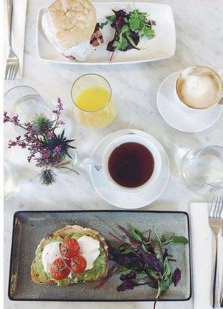 Woburn Sands, UK: Breakfast