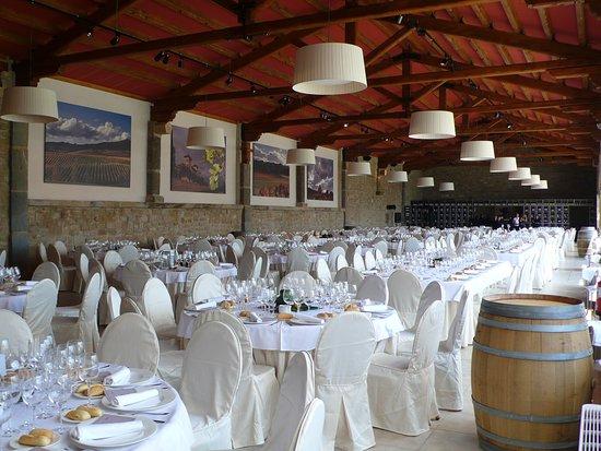 imagen Restaurante Castillo de Monjardin en Villamayor de Monjardín