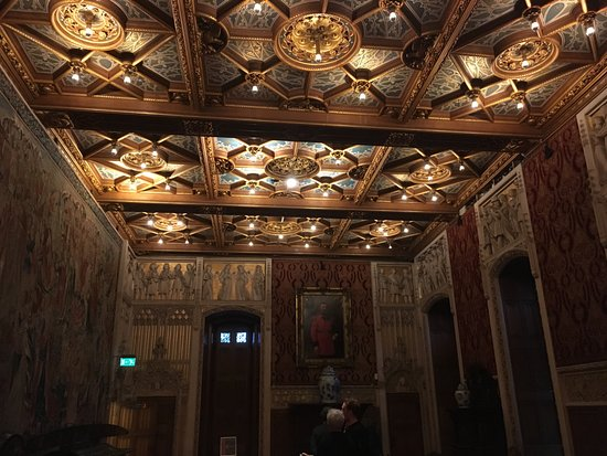 Haarzuilens, هولندا: Ball room_Kasteel De Haar