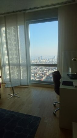 Fraser Place Anthill Istanbul: good view