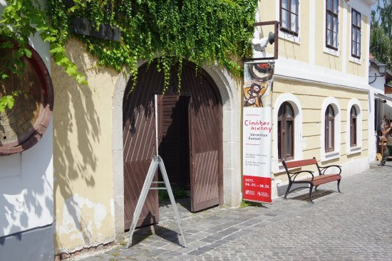 Szentendre, Hungary: Entrance