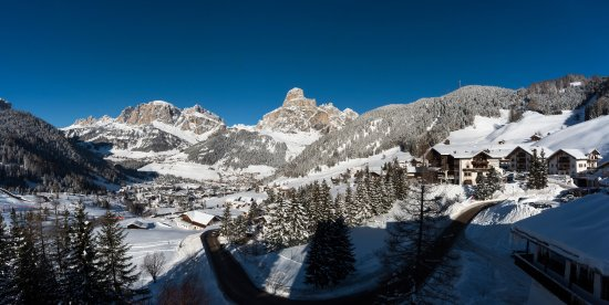 Sporthotel Panorama in winter