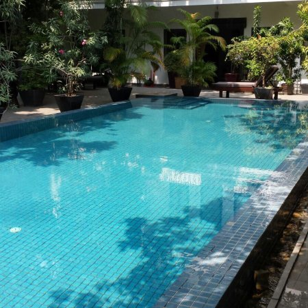 An amazing retreat in the heart of Phnom Penh