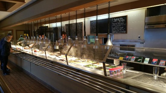 Cafeteria Line >> Cafeteria Line At Mcl Picture Of Mcl Cafeteria Dayton Tripadvisor