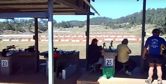 Belmont, New Hampshire: Belmont Rifle shooting range Brisbane