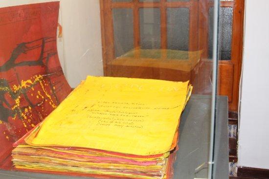 Museo Cervantino: Una de las muchas joyas expuestas