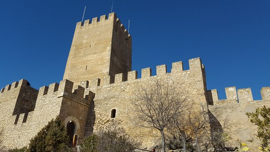 Castle Baneres: Vista general