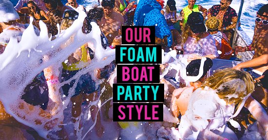 ‪Only Ibiza Boat Party‬