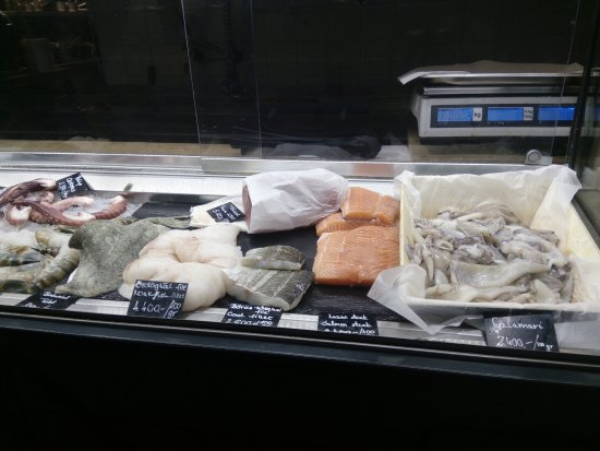 the bigfish seafood bistro fresh sea food