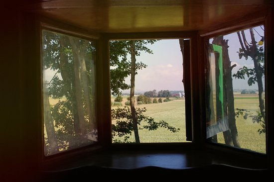 Abbekas, Sweden: View from Wagon