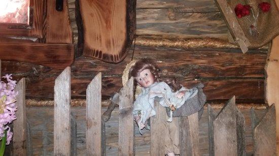 U Babci Maliny: bambole