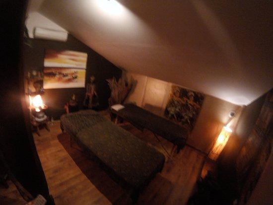 Canohes, France: Salle de massage en DUO