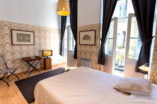Une chambre en ville bordeaux frankrig b b for Une chambre en ville bordeaux