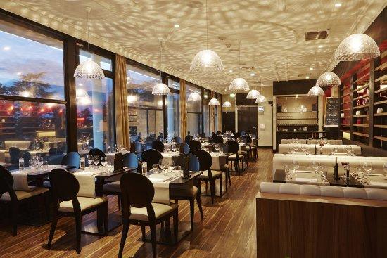 Saint-Galmier, France : Venez découvrir les plats de notre Chef Eric Delorme à la brasserie Le Lion Blanc.