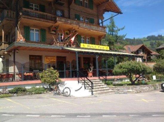 Foto de Hotel Post AG Zweisimmen