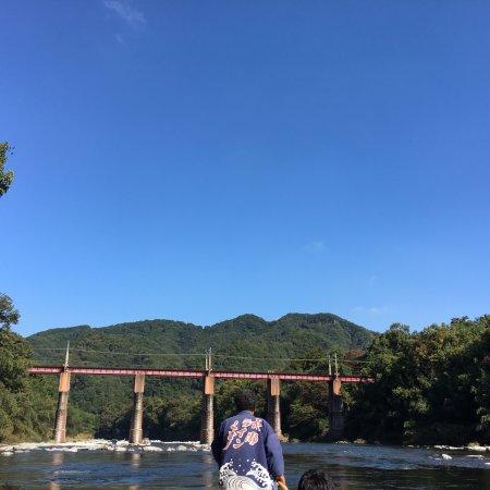 Nagatoro River White Water Rafting : photo0.jpg