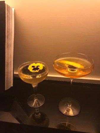 Salotto 42: St. Germain and Perfect Martini