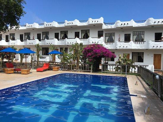 Hotel Fiesta: Pool