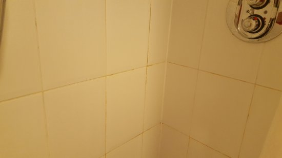 Mill Times Hotel Westport: tiles in the bath were disgusting